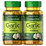 Highest Quality vitamins and supplements since 1973 Scientifically formulated For centuries, garlic has been used for its exceptional rejuvenating properties Gluten Free 4 to 16 month supply During the summer months products may arrive warm but Amazo...