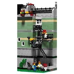 Amazon.co.jp - レゴ クリエイター グリーングローサー 10185