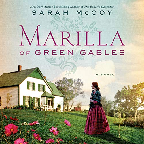 Marilla of Green Gables audiobook cover art