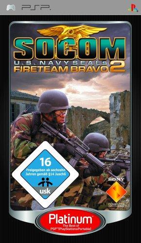 SOCOM:U.S.NavySEALs -FireteamBravo2 [Platinum] [Importación alemana]