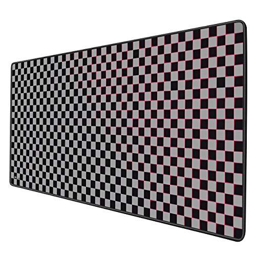 JIALONG Grande Alfombrilla de Ratón Ordenador XXL (900x400x3mm) Speed Gaming Mouse Pad...