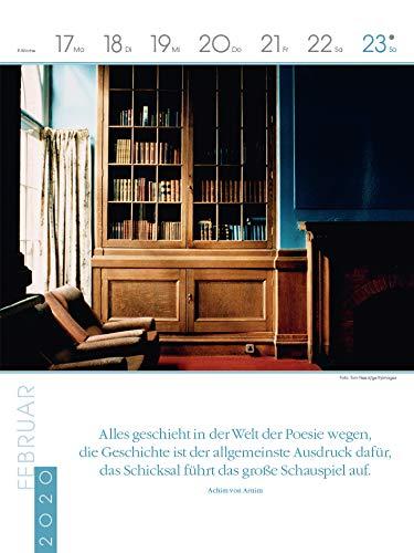 Literaturkalender Leselust 2020 - 10