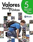 En curso Valores sociales y cívicos 5 Primaria - 9788469608449