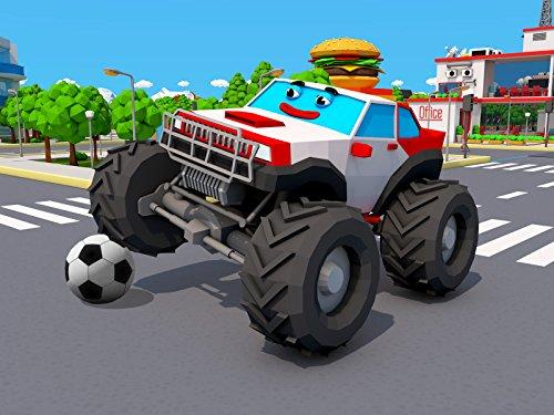 Kleiner Monster Truck