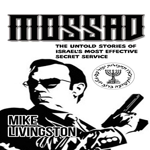 Mossad cover art