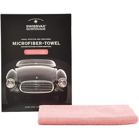 Swissvax SwizÖl Car Wash Kit Einsteiger Set Mit Waschpudel Und Micro Dry Auto