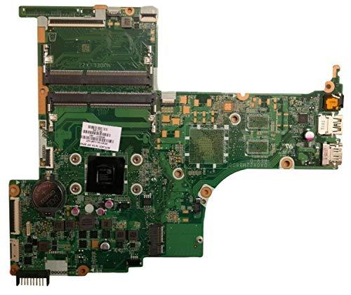 Laptronics - Pieza de Repuesto para HP Pavilion 15-AB Placa Base AMD A8-7410 809337-001 DA0X22MB6D0