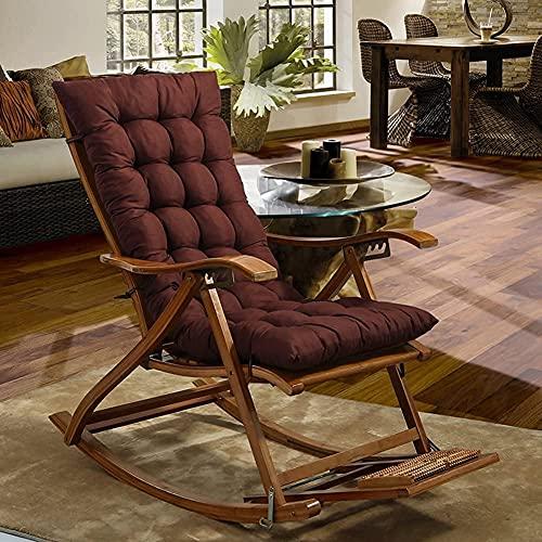 Cuscini per sedie a dondolo Imbottiture pieghevoli in vimini Imbottiture per sedie in vimini Imbottite per sedie da giardino Cuscino da panca imbottito per cuscini per divani da ufficio in c