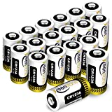 Best Cr123 Batteries - [UL Certified] CR123A 3V Lithium Battery, Keenstoe 1600mAh Review