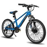 HILAND 20 inch Kid Mountain Bike Magnesium Alloy...