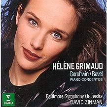 Gershwin: Piano Concerto in F / Ravel: Piano Concerto in G