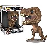 Funko Pop Movies : Jurassic Park - Tyrannosaurus Rex (Exclusive) 10inch Vinyl Gift for Movies Fans S...