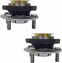 HU513308A x2 Brand New Front Set Wheel Bearing Hub Assembly Abs Model