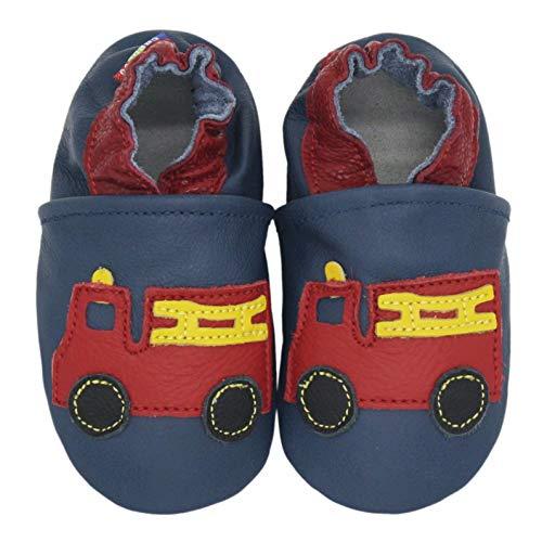 Fire Truck Dark Blue 5-6y