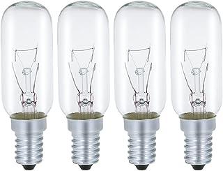 Ampoule Pour Hotte Aspirante E14 40W 230V 2700K Blanc Chaud Dimmable Pack de 4