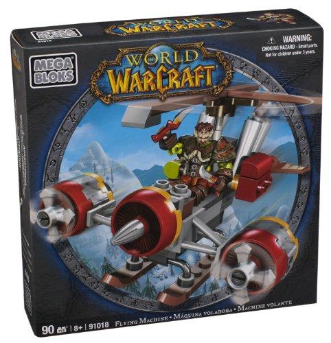 Mega Bloks World Of Warcraft  marca Mega Bloks
