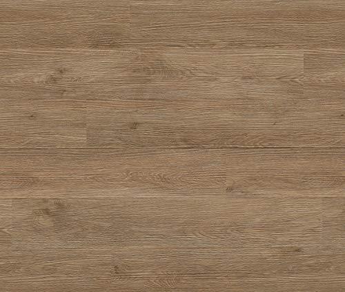 HORI® Klick-Vinylboden Eiche Landhausdiele braun Basic Bonn elegant I für 18,21 €/m²