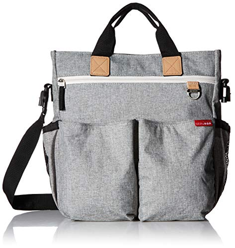 Skip Hop Messenger Diaper Bag With Matching Changing Pad For $20.93 From Amazon After $49 Price Drop!