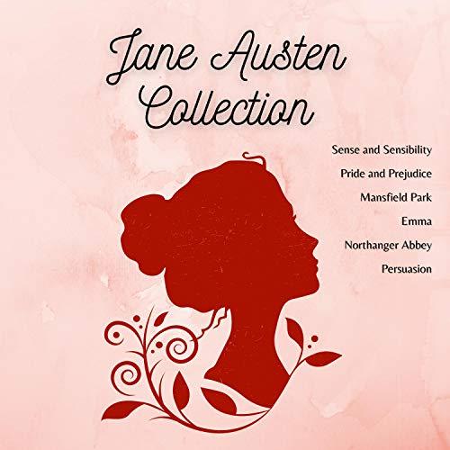 『Jane Austen Collection』のカバーアート