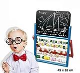 Pizarra para niños + ábaco - Juego y juguete para el aprendizaje infantil...