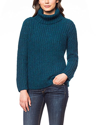 Invisible World Dames Babyalpaca Sweater