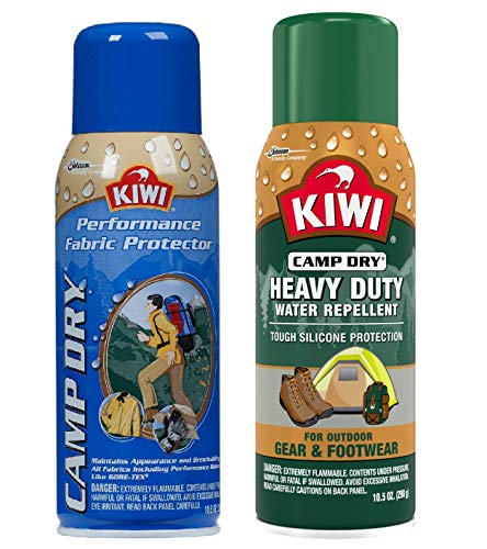 Kiwi Camp Dry Heavy Duty Water Repellant, 10.5OZ (Variety Pack - 1)
