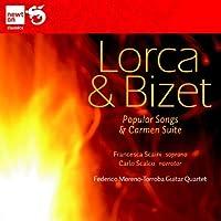 Lorca & Bizet Popular Songs & Carmen Suite (2012-05-29)