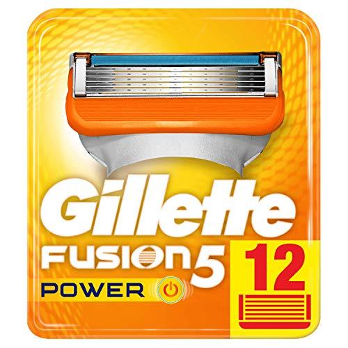 Gillette Fusion 5 Power Lames de Rasoir Ancienne Version