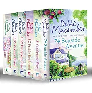 Cedar Cove Collection (Books 7-12): 74 Seaside Avenue / 8 Sandpiper Way / 92 Pacific Boulevard / 1022 Evergreen Place / 1105 Yakima Street / 1225 Christmas Tree Lane by Debbie Macomber (2016-08-06)