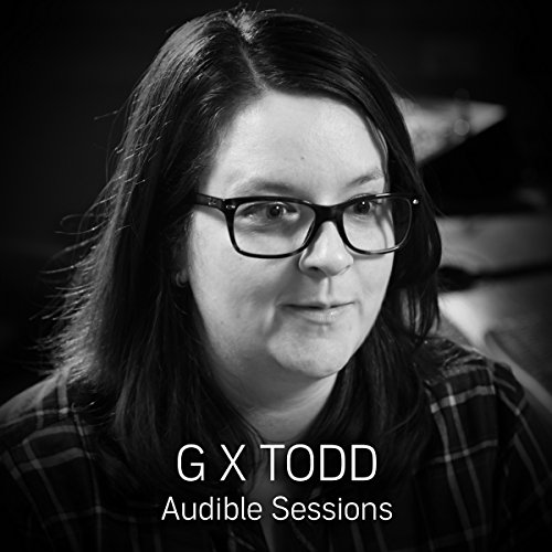 G X Todd audiobook cover art