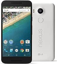 LG Google Nexus 5X H791 16GB Unlocked GSM 4G LTE Hexa-Core Android Phone w/ 12.3MP Camera - Quartz (Certified Refurbished)