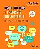 Droit d'auteur et propriété intellectuelle dans le numérique - Préface de Marc Rees