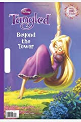 Beyond the Tower (Tangled) (Giant Coloring Book) Paperback