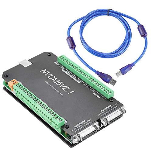 Controller CNC, scheda di interfaccia a 5 assi NVEM MACH3, USB, Ethernet