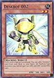 YU-GI-OH! - Deskbot 002 (DUEA-ENDE5) - Duelist Alliance Deluxe Promos - Limited Edition - Super Rare