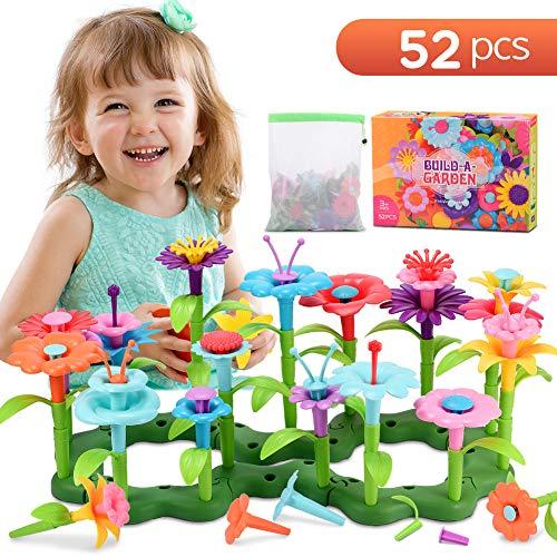 ATOPDREAM Gartenspielzeug Kinder ab 3-6 Jahre, Kinder Outdoor Spielzeug Kinderspiele für 3-6 für Junge Spielzeug für Draußen Kinder Spiel Mädchen Spielzeug 3 Jahre Geschenke für Mädchen ab 3-6 Jahre