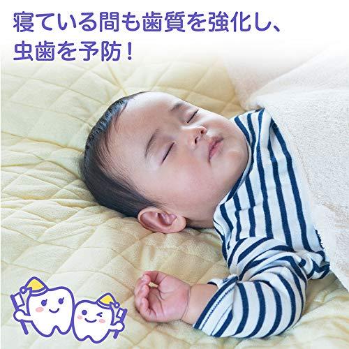 Pigeon(ピジョン)『おやすみ前のフッ素コートキシリトールの自然な甘さ(11530)』