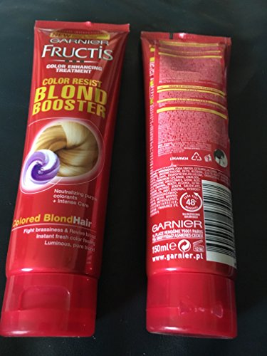 Garnier Fructis Couleur blond Résistent à Booster 150 ml