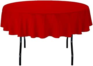 dining table cover round shape