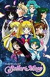 Sailor Moon Posterdruck, Größe 28 cm x 43 cm, Geschenk,