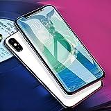 Panzerglas für iPhone X, KOROSTRO 3D Touch Kompatibel iPhone X Schutzfolie Ultra Clear Kratzschutz...