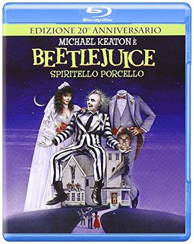 Lottergeist Beetlejuice (mit deutschem Ton)