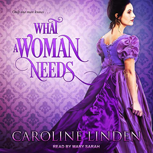 What a Woman Needs audiobook cover art