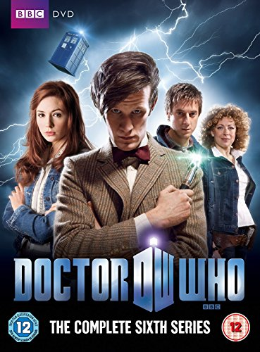 Doctor Who - Series 6 - Complete (6 DVDs)