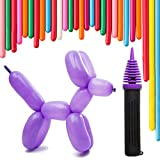 Best Balloon Pumps - 200 Twisting Balloons with Hand Pump- double action Review