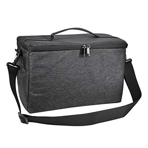 VbestLIFE Oxford Cloth draagbare camera waterdichte tas, scheidingswanden SLR DSLR-camera flexibele tas met sponsbuffer voor reistassen, rugzakken, computertassen, handtassen