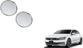 Autoladders Chrome Blind Spot Mirror Set of 2 for Volkswagen Passat