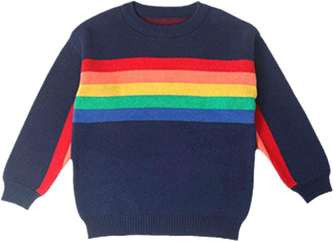 Children Baby Girls Dot Sweater Boys Girls Kids Girls Boys Sweater