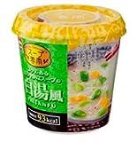 カップ スープ春雨 白湯風 25g ×12個