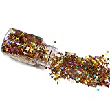 Purpurina, resina epoxi, color de lentejuelas, polvo de mica, polvo de resina, kit de fabricación de slime, accesorios para formas de resina cosmética, resina epoxi, color pigmento de color en polvo